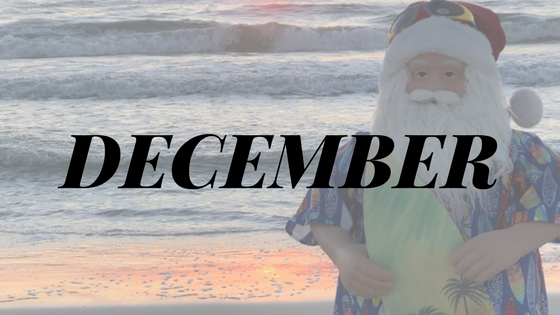 Things to do in December in Cape San Blas