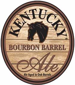 kentecky bourbon barrel on tap at Scallop Cove local craft beer Growler Station
